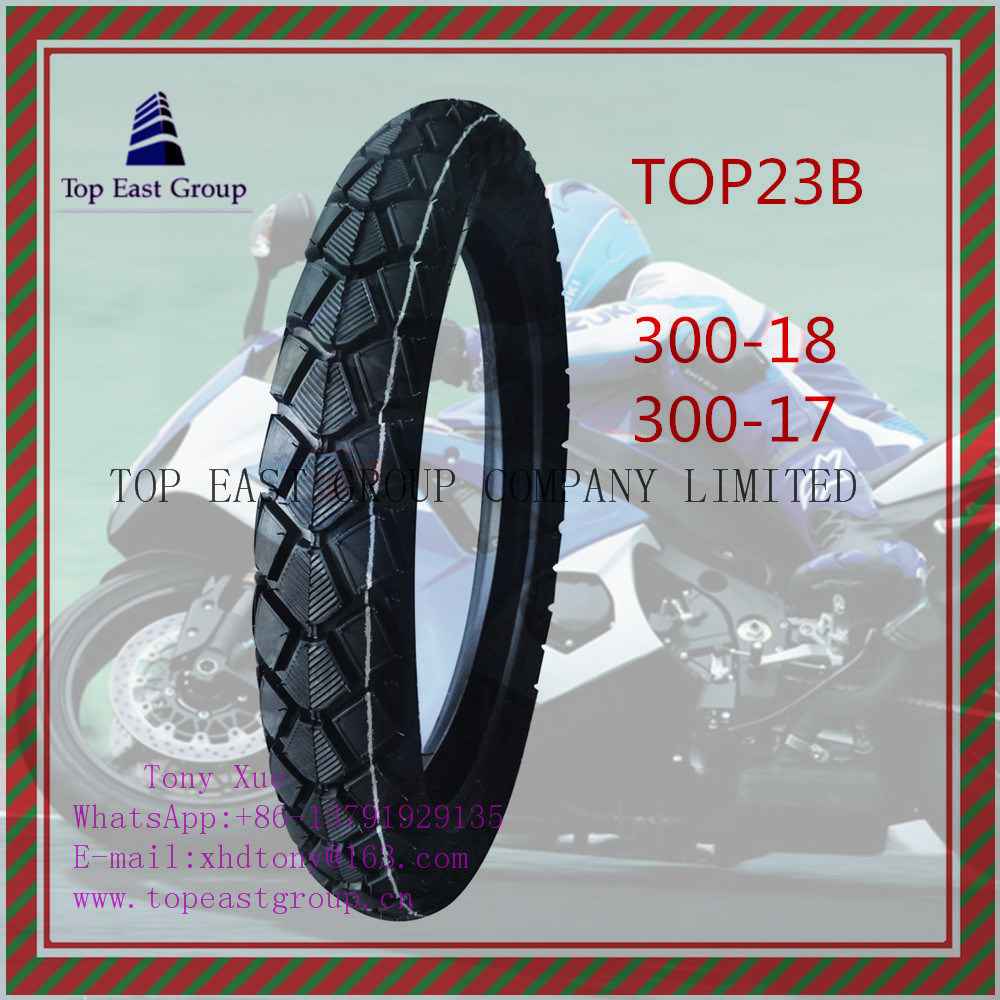 Long Life, Nylon 6pr Motorcycle Inner Tube, Motorcycle Tire with Size 300-18, 300-17