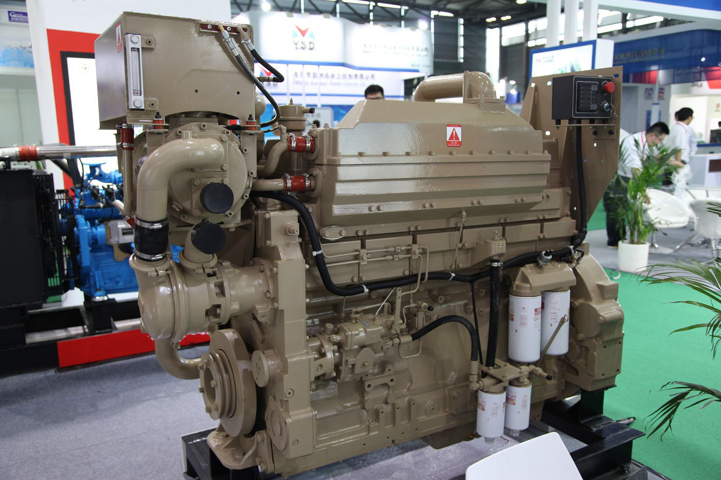 China Cummins Kta19 M3/M4 Marine Inboard Diesel Engine for Boat/Ship/Vessel  - China Marine Engine, Inboard Marine Engines
