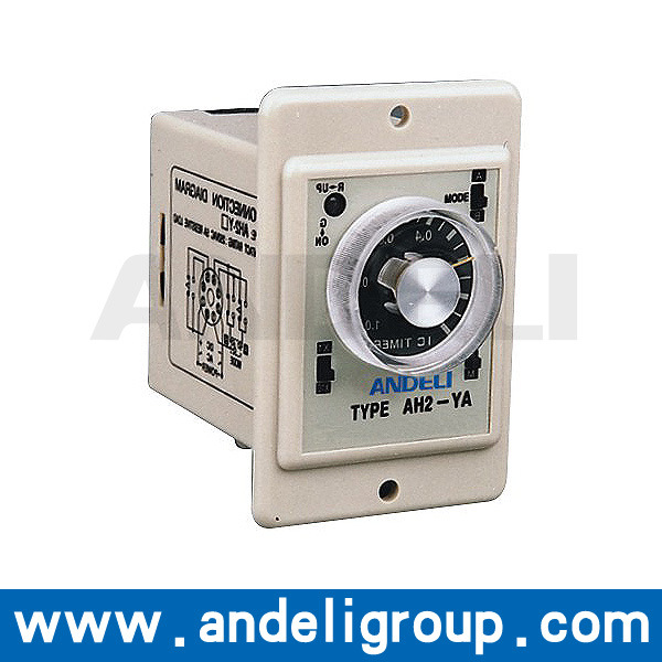 30 AMP Timer Switch Electronic Twin Timer (AH2, ATDV)