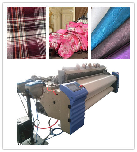 Bed Sheeting Fabric Air Jet Making Machines Zax9100