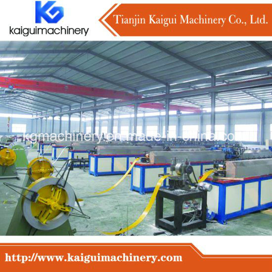 Real Factory of Automatic T Bar Roll Forming Machine pictures & photos