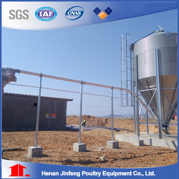 Feeding System Silo for Layer Broiler Chicken