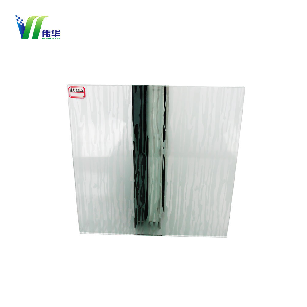 China 10mm 12mm Clear Safety Flat And Curved Tempered Glass For Door