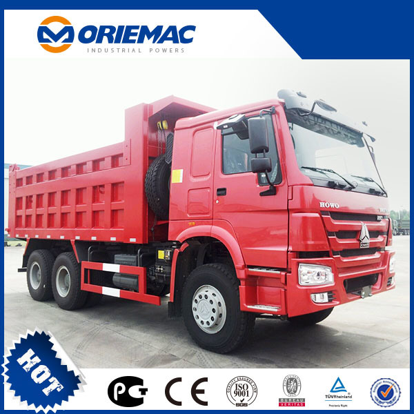 Hot Sale Sinotruk HOWO Dump Truck with 30t Capacity pictures & photos