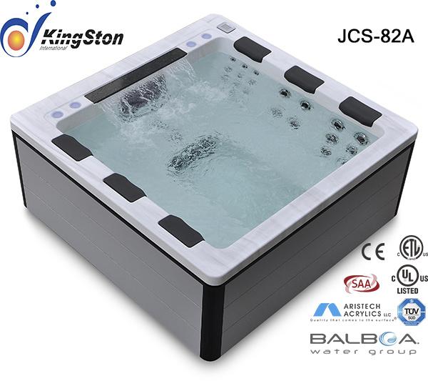 China Online Shopping USA Acrylic Jacuzzi SPA Bathtub Hot Tub Jcs ...