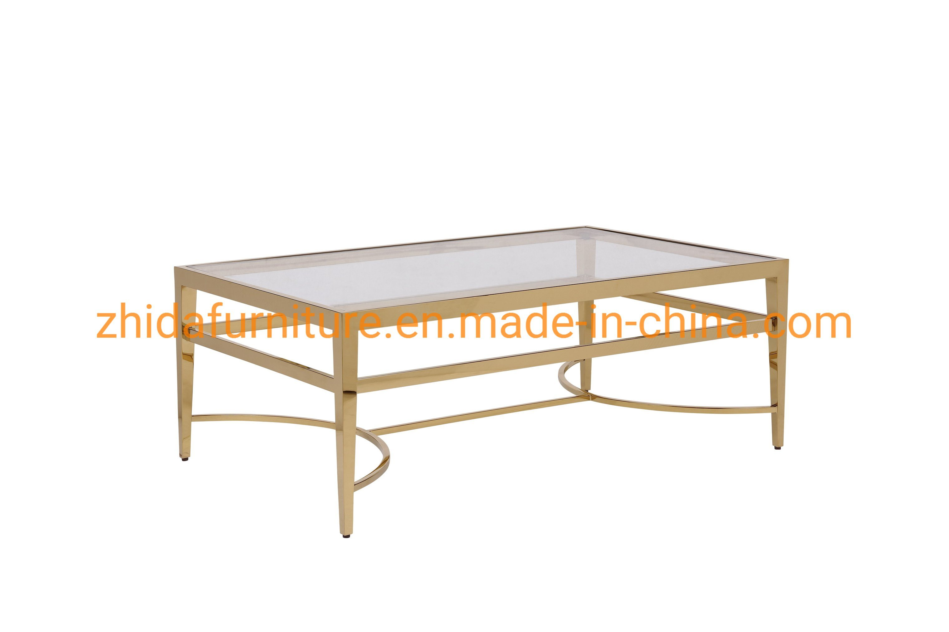 Hot Item Contemporary Style Classic Marble Coffee Table Side Table