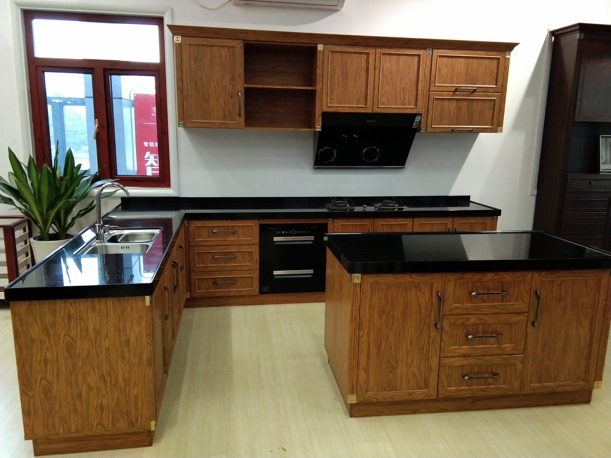 China Aluminium Kitchen Cabinet Designs Modern Kitchen Cupboard China Kitchen Cabinet Lacquer Kitchen Cabinet