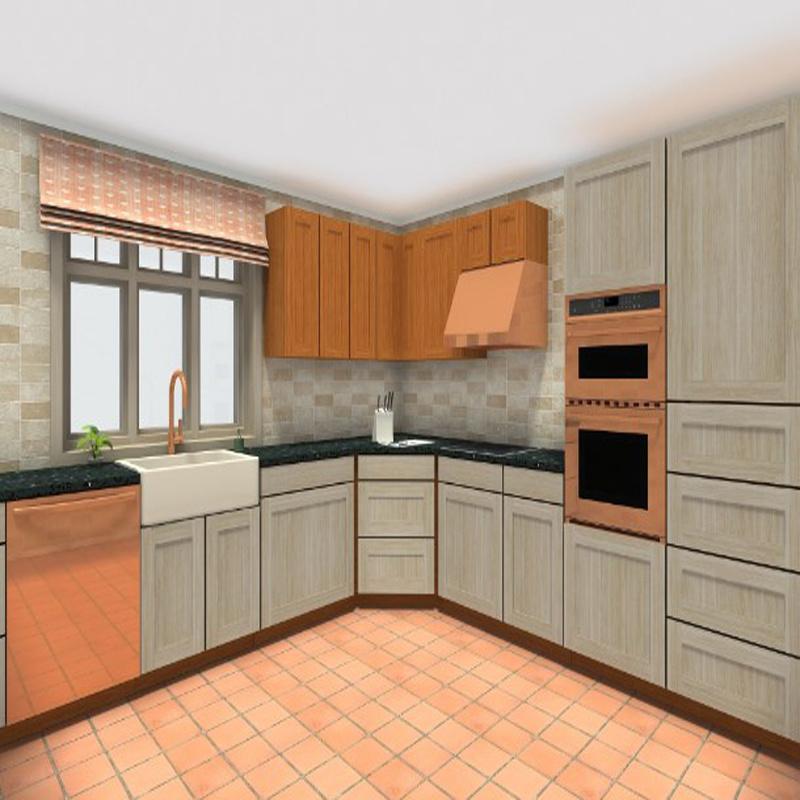 Custom Kitchen Design Modern Modular Kitchen Cabinet China Modular Kitchen Stainless Cabinet Kitchen Cabinet Made In China Com