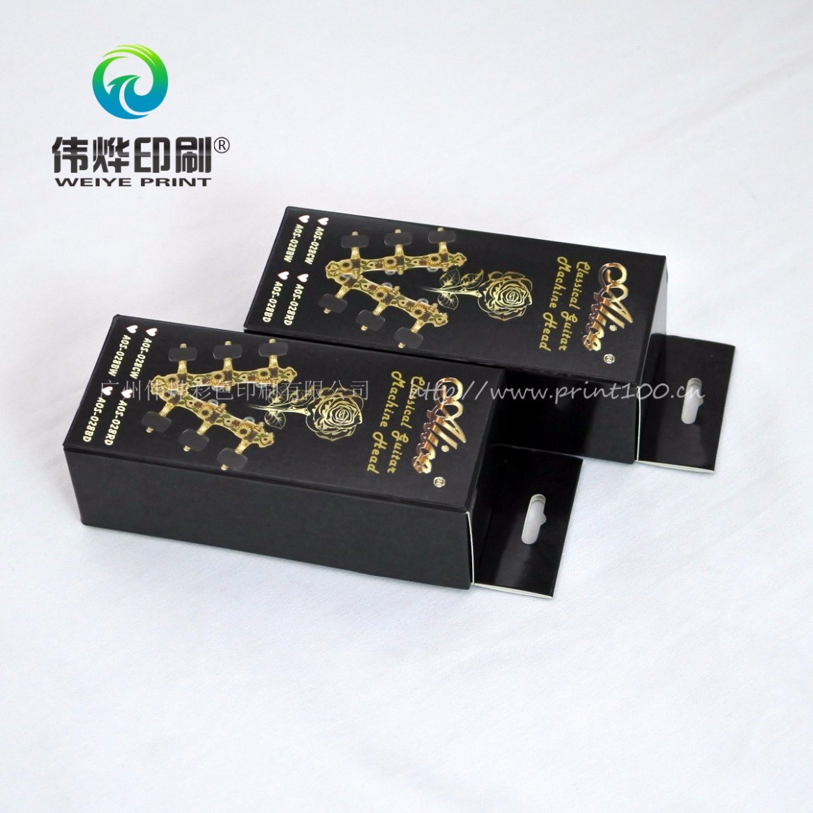 China Offset Printing Gift Box for Music Wire Packaging Box Photos ...