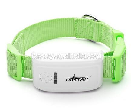China Mini Pet GPS Tracker Tkstar Tk909 for Dog Cat Cow