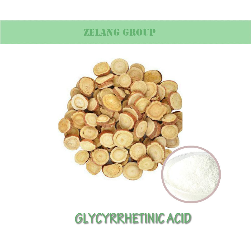 Supply Enoxolone 18alpha Glycyrrhetinic Acid 98% Glycyrrhetinic Acid pictures & photos