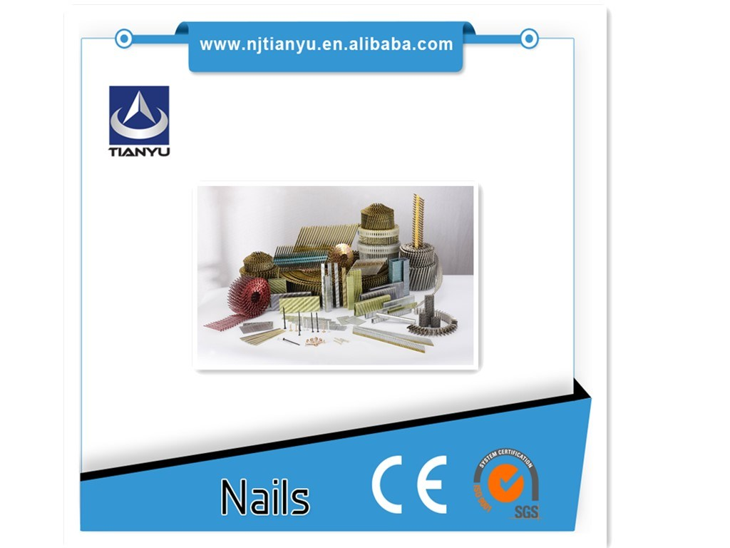 All Type and Sizes of Steel Nails