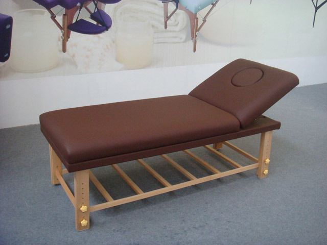 Deluxe Stationery Massage Table (SM-002)