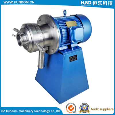 Stainless Steel Oil and Water Mixing Colloid Mill pictures & photos