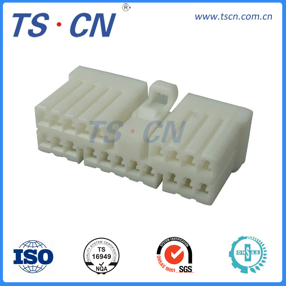 china daewoo audio video electrical automotive wire harness female pin  connector - china connector, wire connector