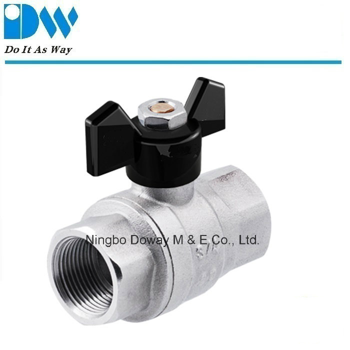 En331 Brass Ball Valve for Gas pictures & photos