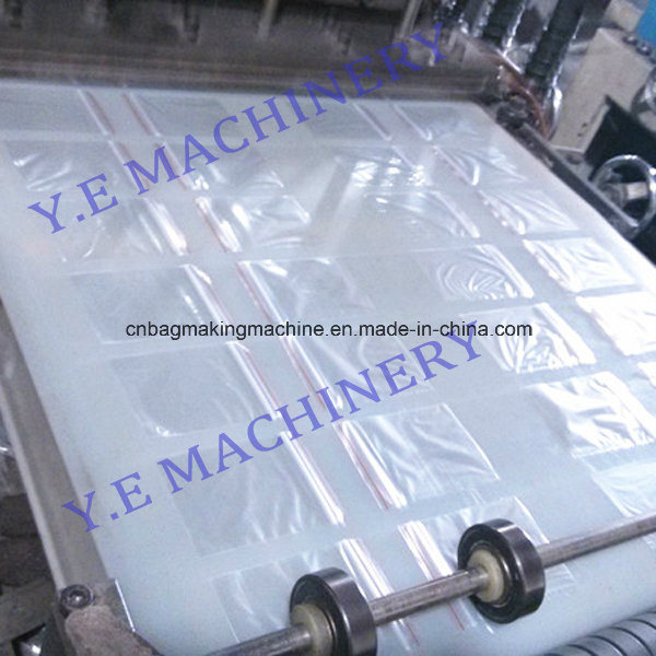 Biohazard Bag Zip Lock Bag Making Machine (ZIP-500/600H) pictures & photos