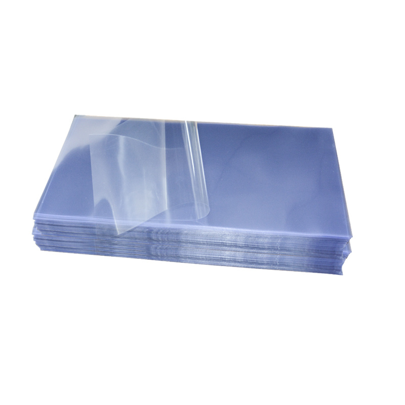 [Hot Item] 0 2mm Rigid Anti-Static Material Clear Plastic PVC Sheet for  Bending