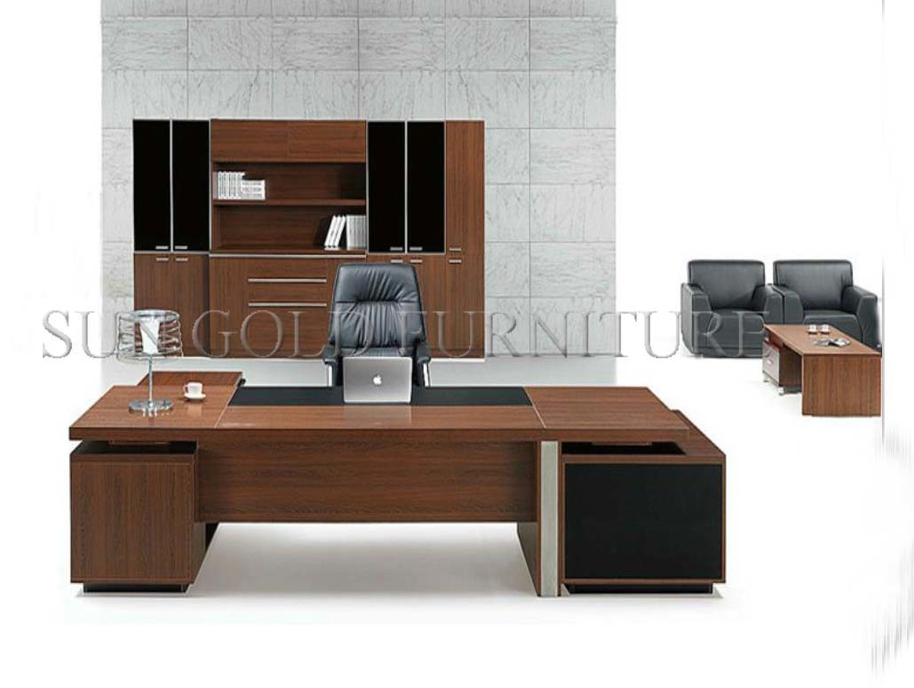 New Wooden Office Desk Furniture