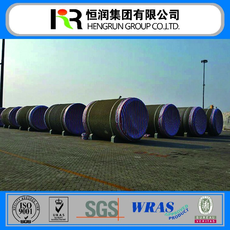 with Factory Low Price High Quality Prestressed Concrete Cylinder Pipe (PCCP) pictures & photos