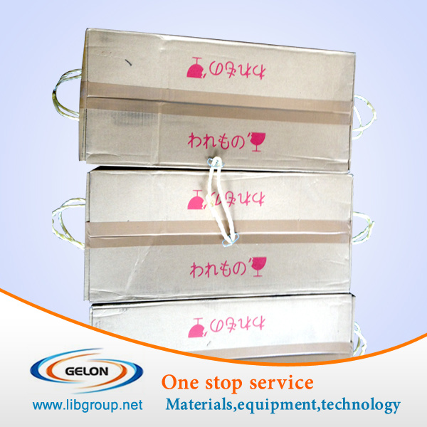 Lithium Battery Materials Aluminum Laminate Film for Pouch Cells Package (GN-DNP113) pictures & photos