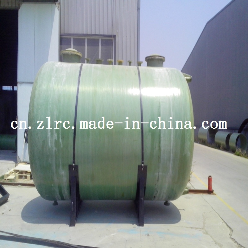 FRP GRP Chemical Storage Tank Septic Tank Auto Filter
