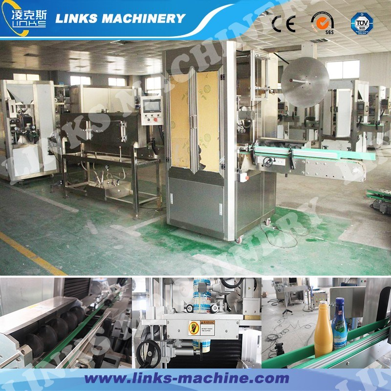 PVC Labeling Machine pictures & photos