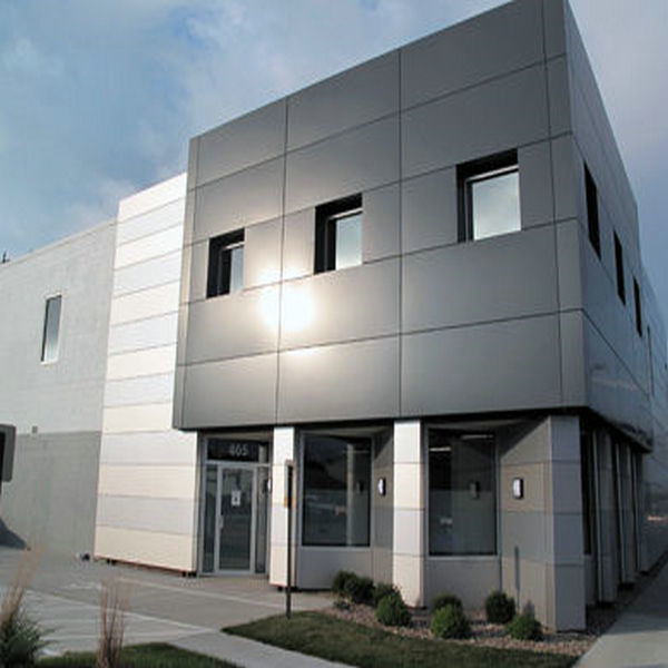 China Unbreakable Aluminum Composite Panel Cladding Wall