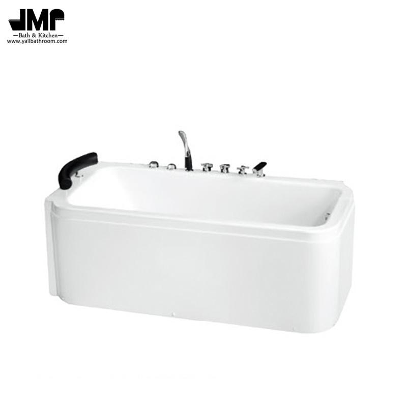 China SPA Bathtub Air Bubble Bath Tub Massage Jacuzzi - China Bath ...