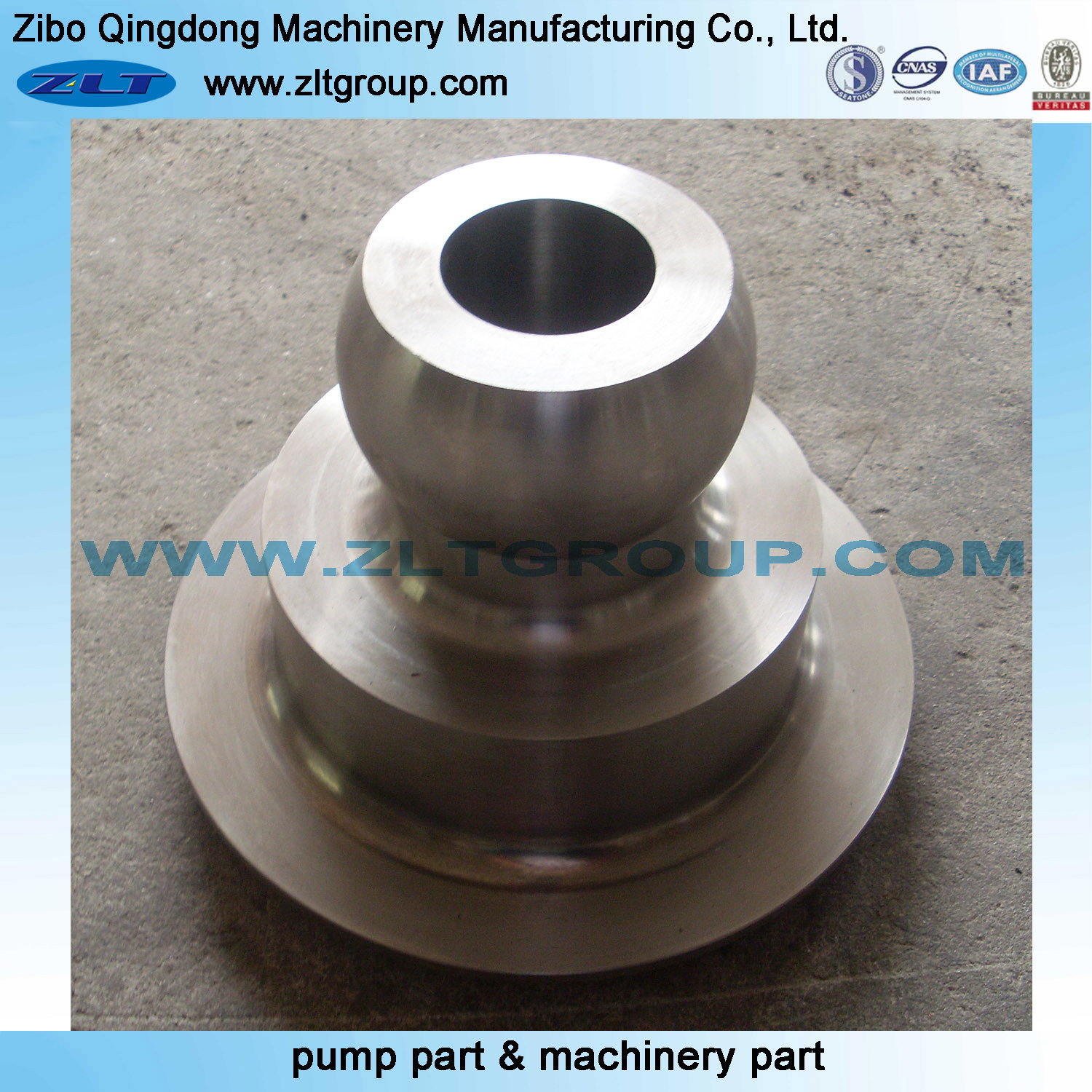 Customized Made CNC Investment Casting Parts with CNC Machine
