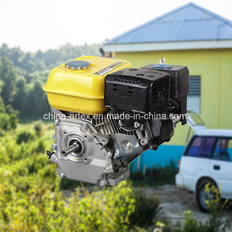 China (5 5HP 6 5HP 7HP 9HP 13HP 15HP) Small Air-Cooled Horizontal