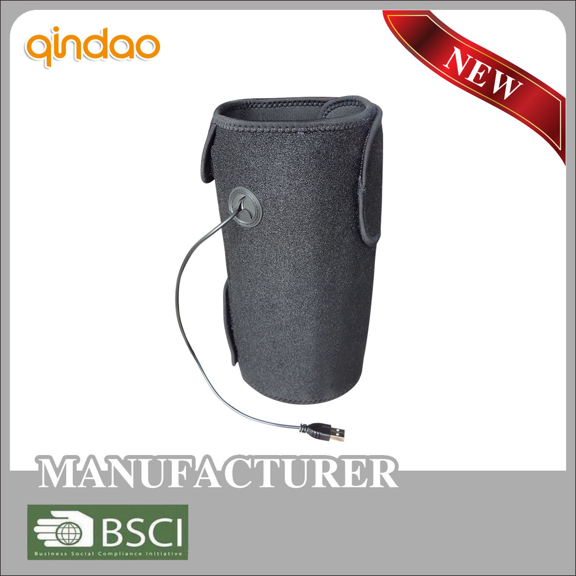 Electric Heating Massage Belt and Knee