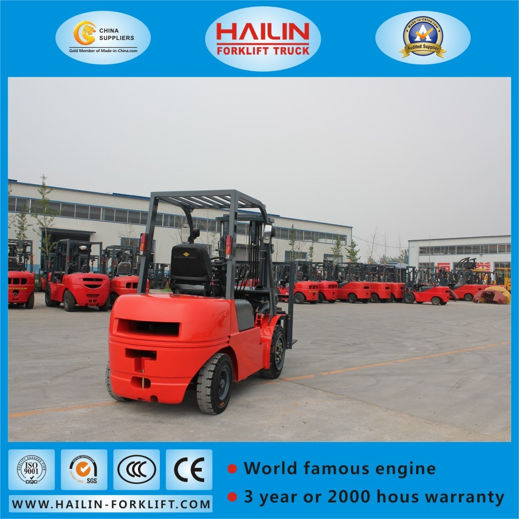 Diesel Forklift (ISUZU engine, 1.8Ton) pictures & photos