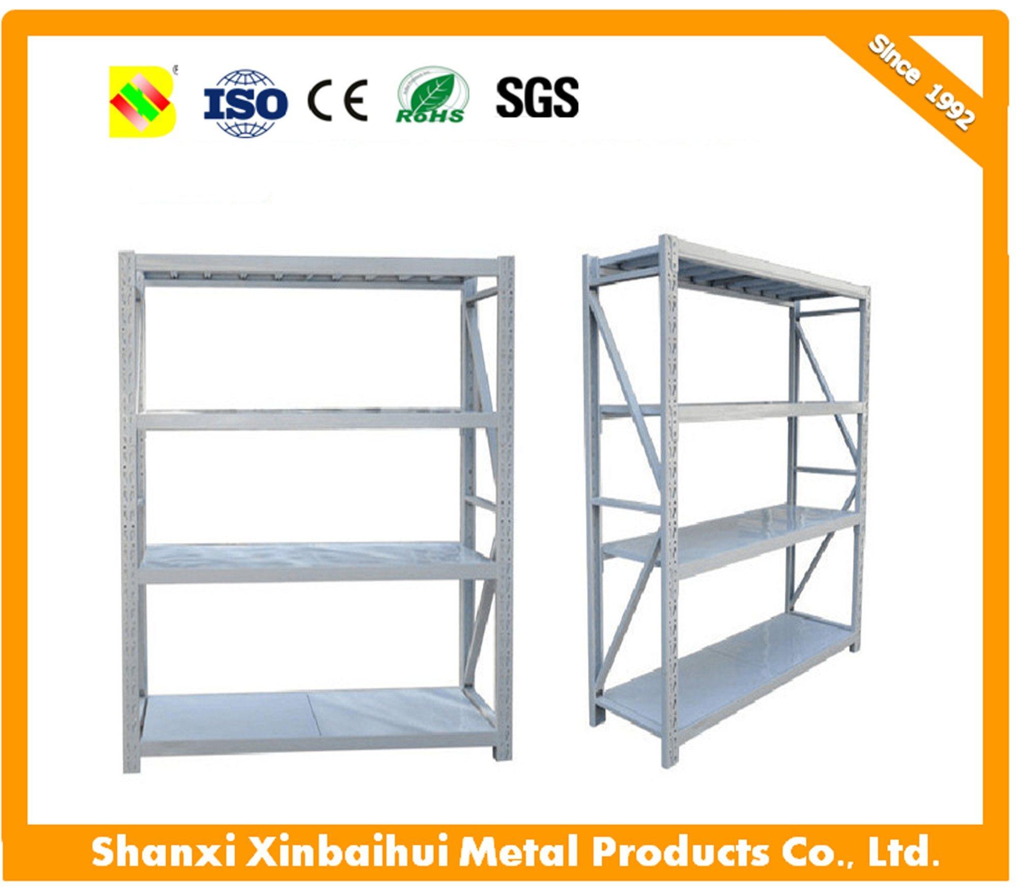China Light Duty Metal Storage Shelving Racks Steel Rack Modern