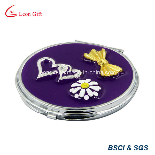 Professional Square Printing Aluminum Cosmetic Mirrors pictures & photos