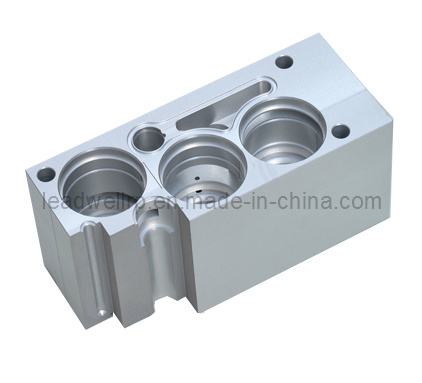 High Quality Anodized Aluminum Parts Rapid Prototype