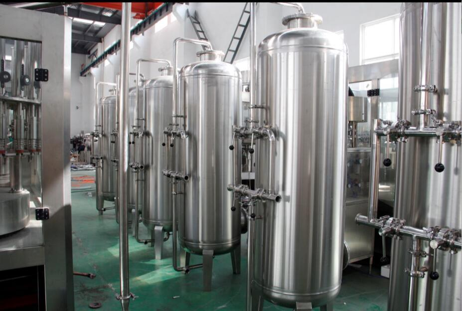 Pure RO Drinking Water Bottling Packing Treatment Plant pictures & photos