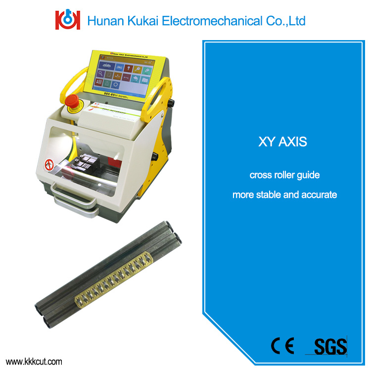 Fast Delivery Duplicate Key Maker Machine Auto Key Copy Machine Car Key Clone Machine Sec-E9 Car Key Cut pictures & photos