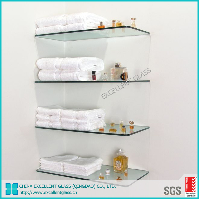 China Tempered Glass, Glass Shelves For Bathrooms