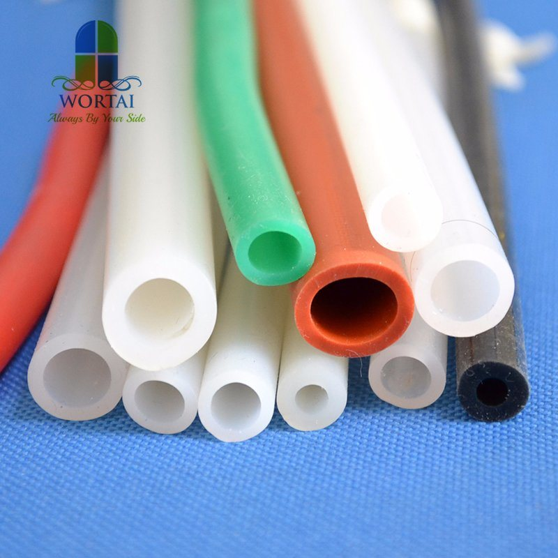 Hot Selling High Temperature Resistant Silicone Rubber Vacuum Hose Silicone Tube Rubber Pipe pictures & photos