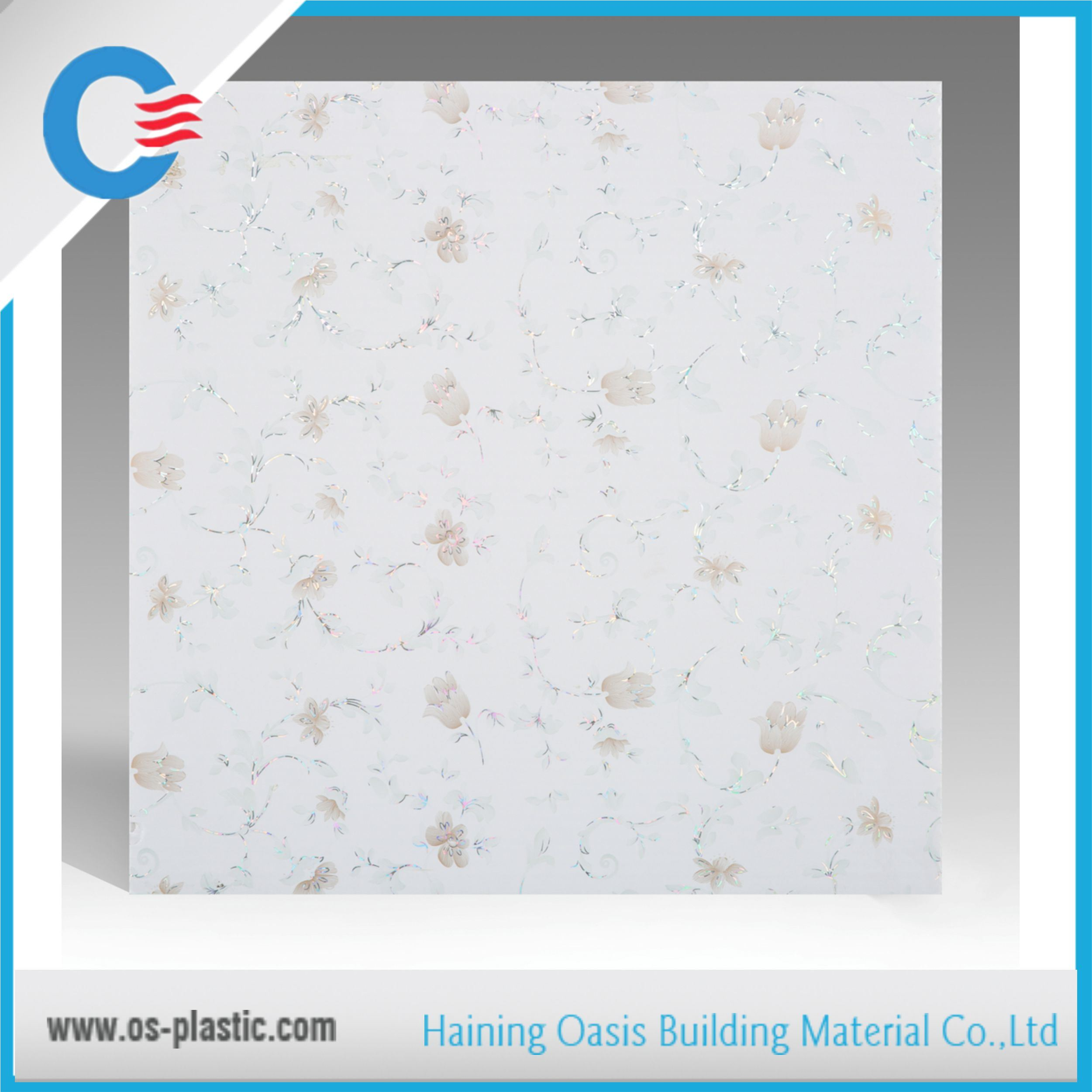 PVC Ceiling Panel Hot Stamping Designs