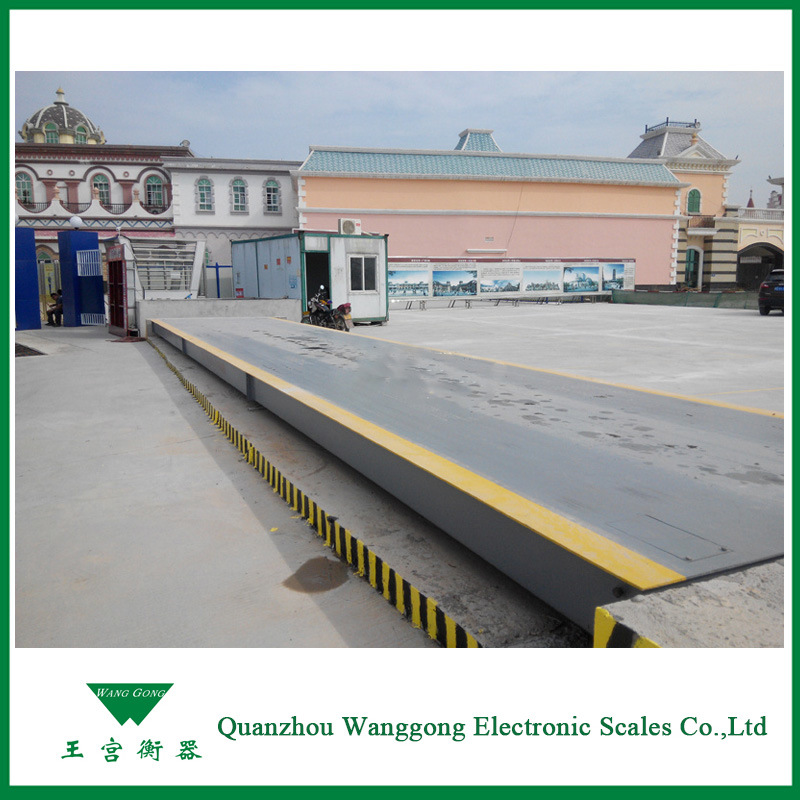 Electronic Truck Weighing Scale with Capacity 60t 80t 100t 120t