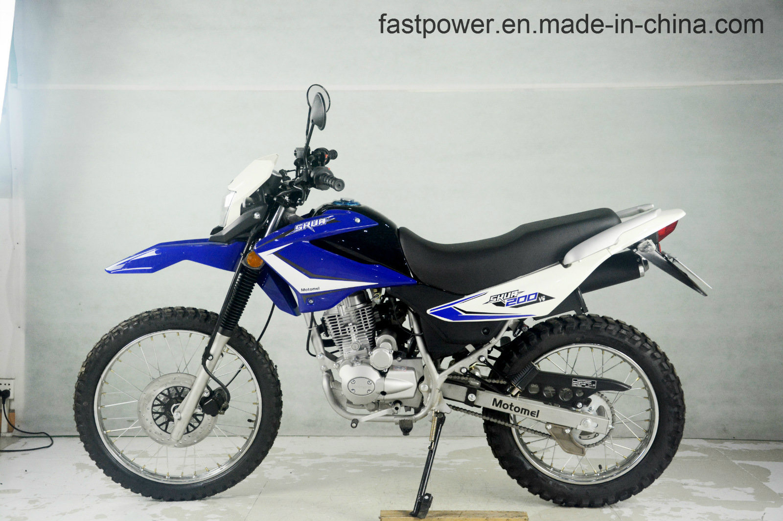 200cc off Road Motorcycle pictures & photos