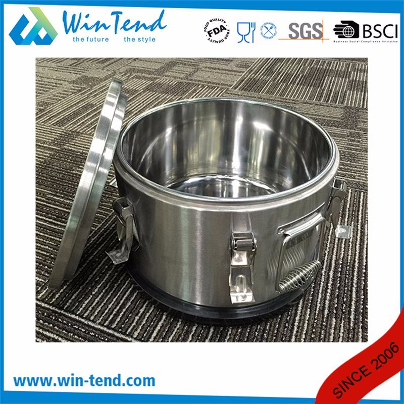Stainless Steel Insulated Portable Food Container for Easy Transport pictures & photos