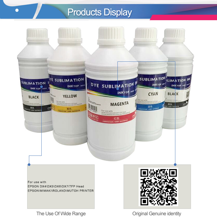 China Manufacturer Dx5 Dx7 5113 Printhead Dye Sublimation Ink pictures & photos