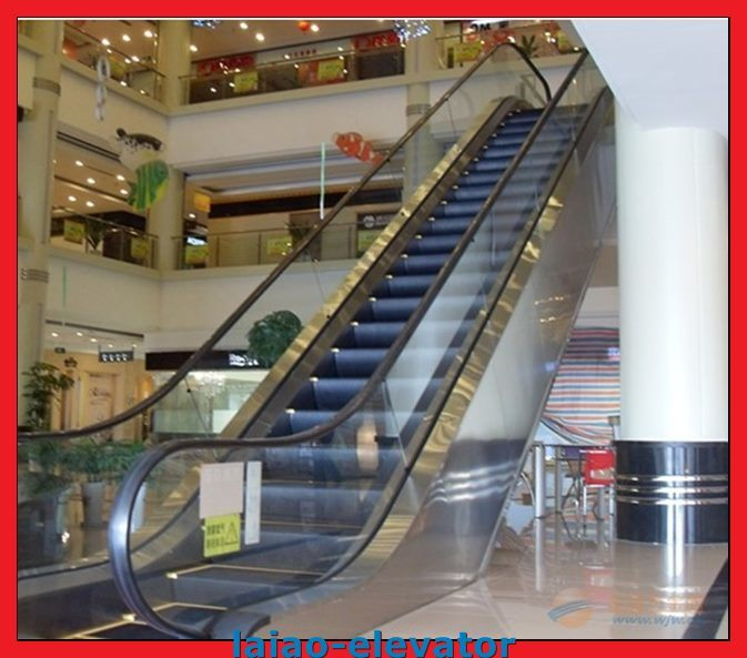 30 Degree 800mm/1000mm Outdoor Commercial Passenger Escalator
