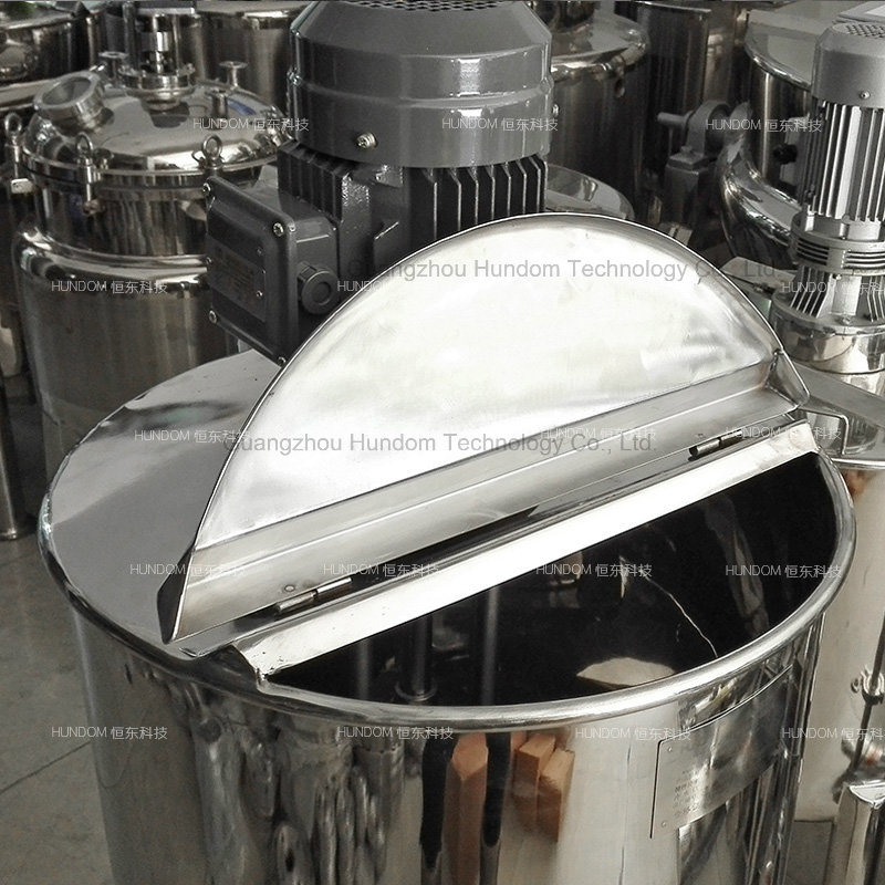 Stainless Steel Ketchup Sauce Mixing Tank/Dairy Homogenizer Tank pictures & photos