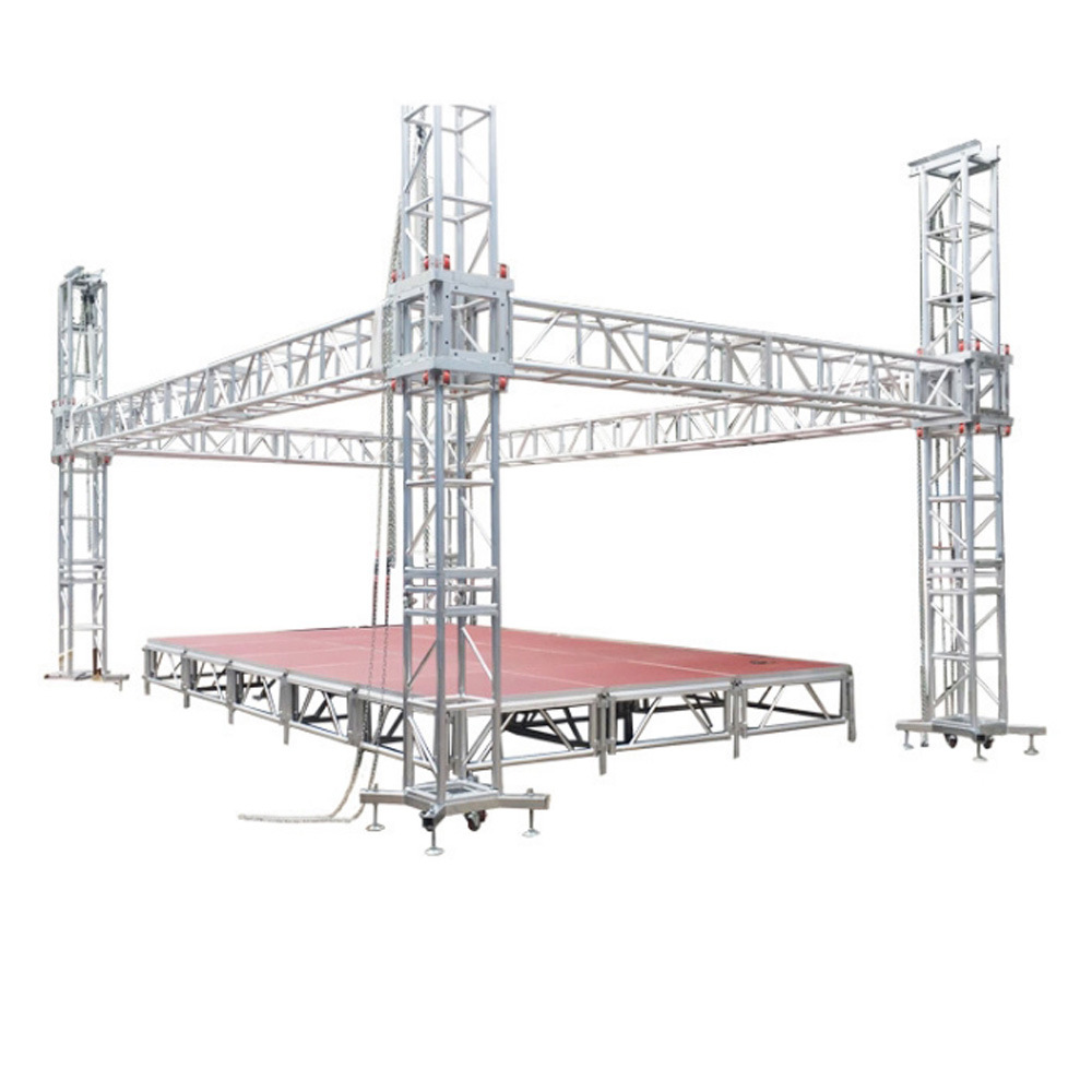 stage stands company dj equipment light halogen lighting hire truss melbourne