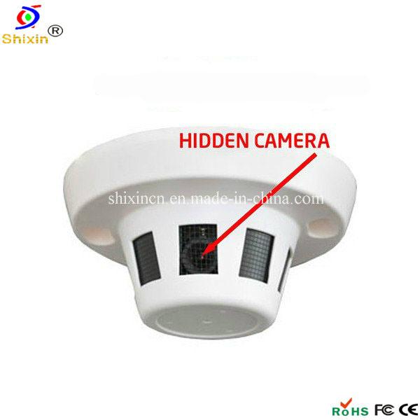 China 800tvl 1 3 5 Cmos Smoke Detector Hidden Cctv Camera Sx 2035