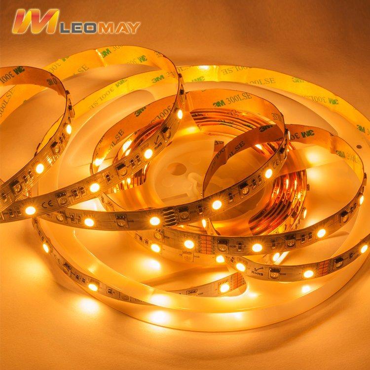 60 ledsm single color redgreenblueyellowwhite led christmas light led strip lights